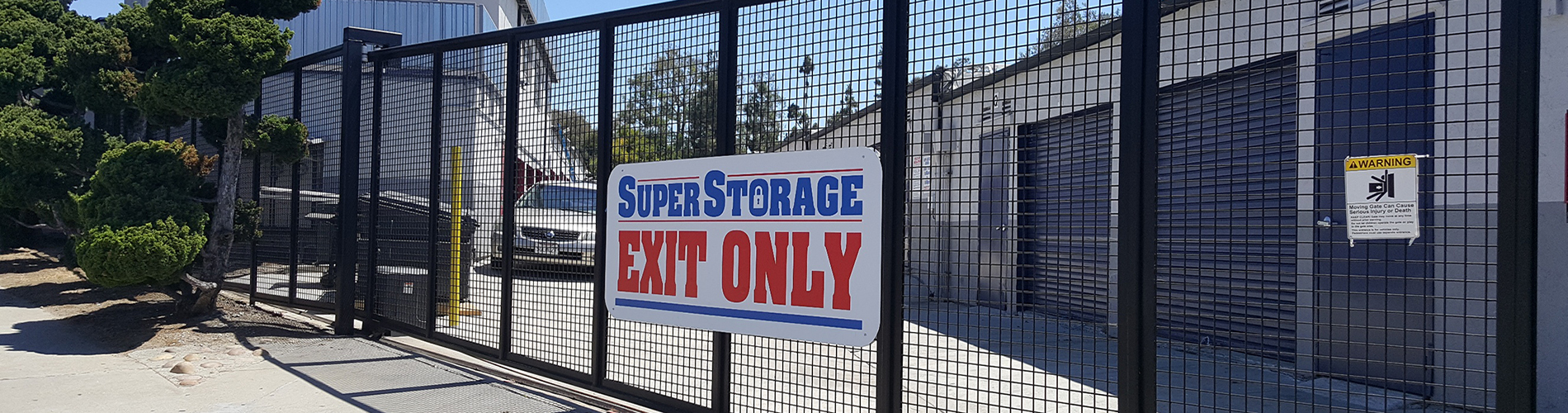 SuperStorage San Diego